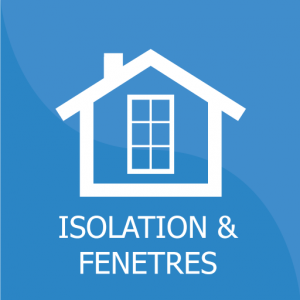 """Opérations """" isolation & fenêtres """""""